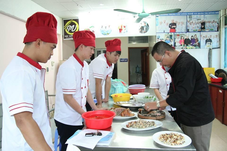 Học nấu ăn gia đình_giaoducnghe.edu.vn