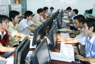 Khắc phục 'điểm nghẽn' trong giáo dục nghề nghiệp_giaoducnghe