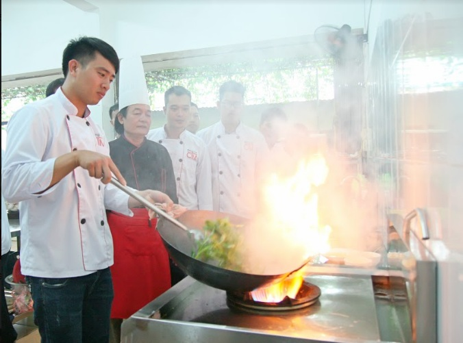 kỹ năng nấu ăn_giaoducnghe