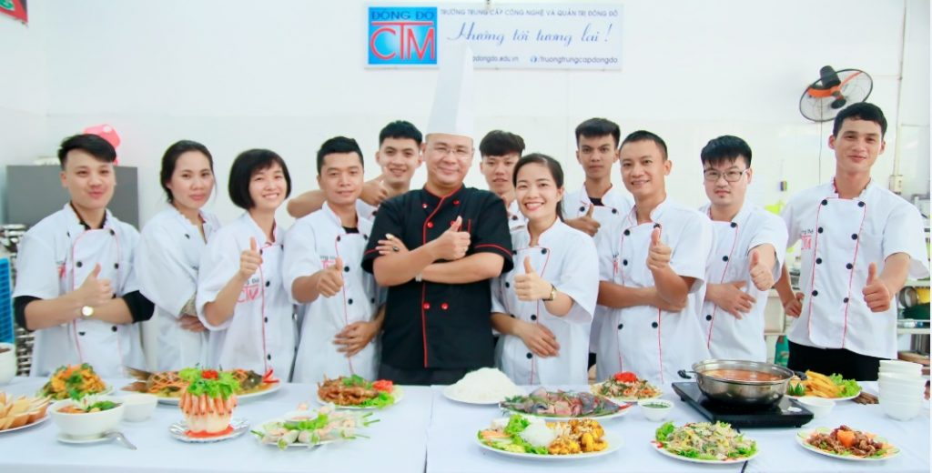 giaoducnghe_trường đào tạo đầu bếp