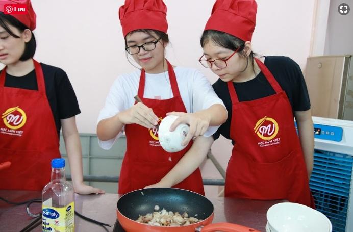 học nấu ăn trẻ em1_giaoducnghe