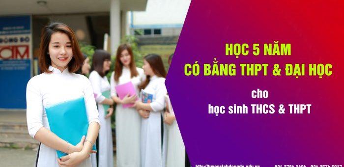 chuong-trinh-hoc-5-nam-co-bang-thpt-va-dai-hoc-chinh-quy-cho-hoc-sinh-tot-nghiep-thcs-va-thpt-giaoducnghe