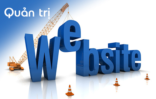 Quản trị website Giáo dục nghề