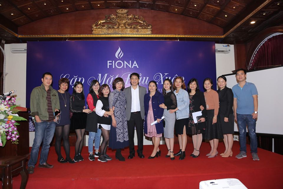 Công ty TNHH Đầu tư & Sản xuất 3S - Thương Hiệu Fiona giáo dục nghề
