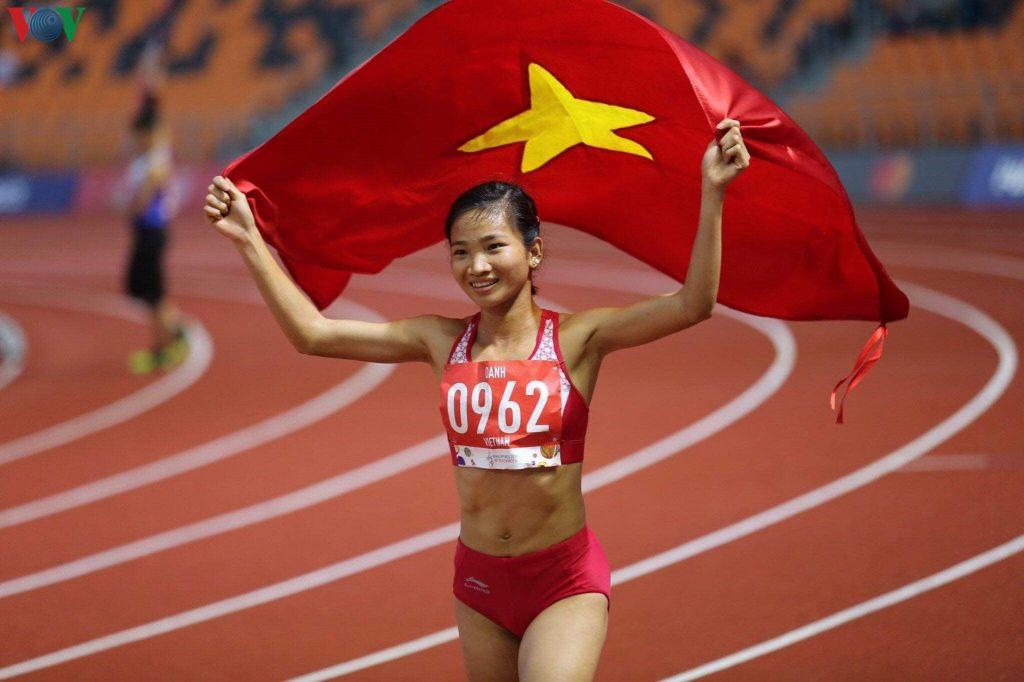 Nguyễn Thị Oanh seagame 30 giáo dục nghề
