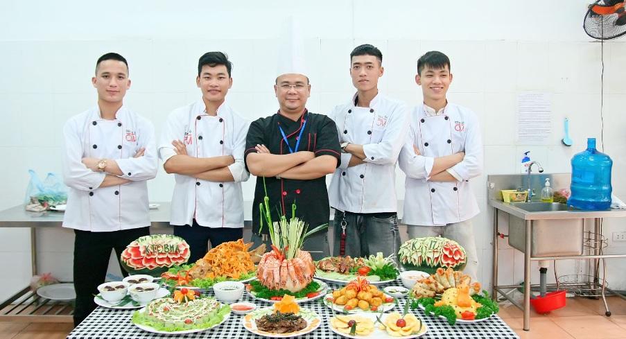 cv xin việc ngành nấu ăn giáo dục nghề
