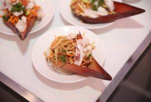 ẩm thực việt qua đầu bếp bốn phương giáo dục nghề