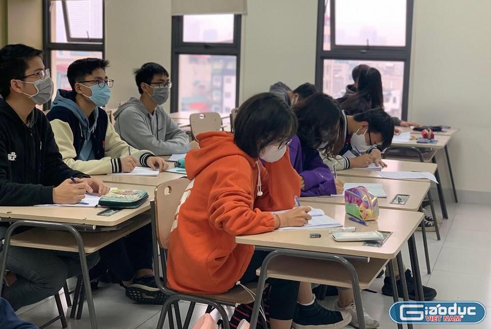 cân nhắc học sinh đi học trở lại giáo dục nghề