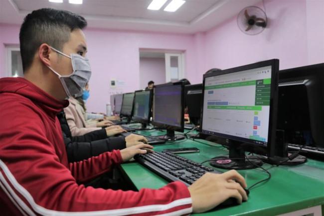 học online mùa dịch giáo dục nghề
