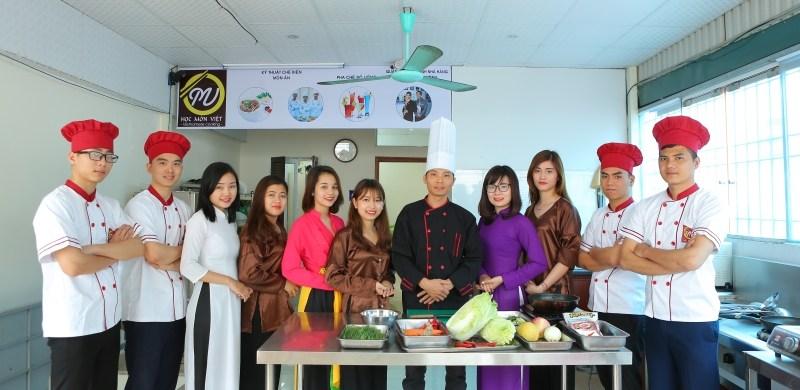 Tuyển sinh các khóa Học Món Việt