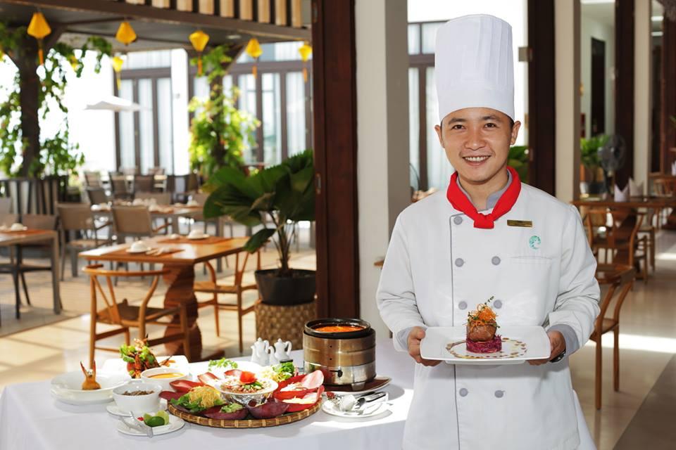 Chàng trai bỏ học, rửa chén, nhặt rau thành bếp trưởng khách sạn 4 sao