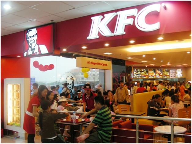 KFC Big C Thăng Long tuyển dụng gấp