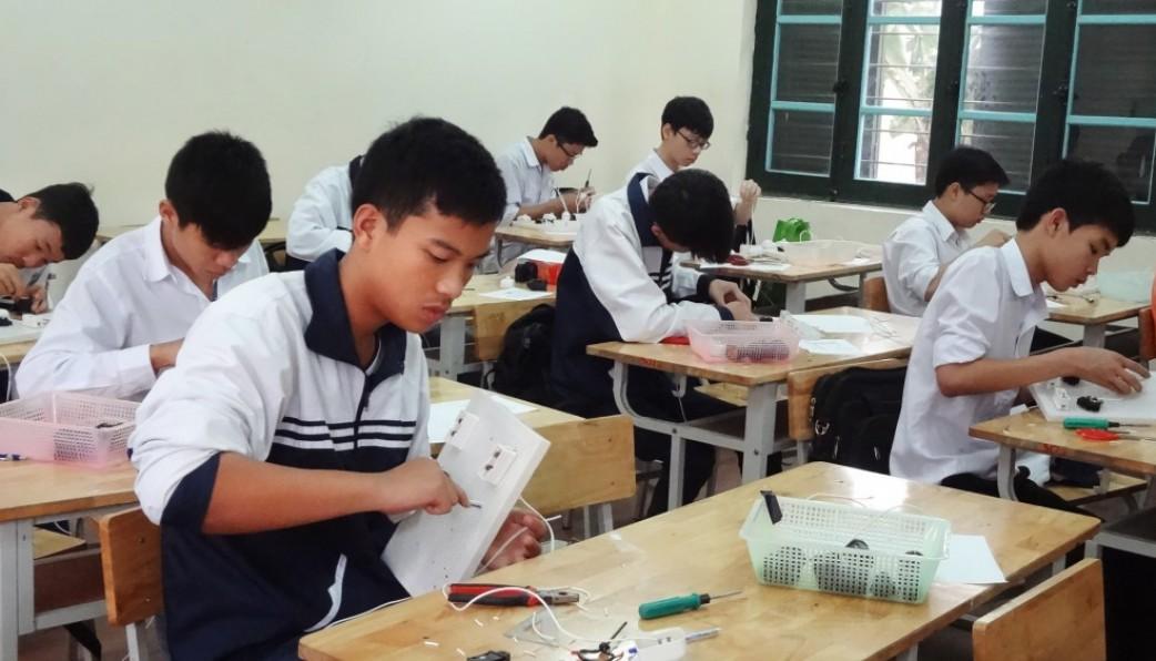 Vì sao học sinh lớp 9 không thích học nghề