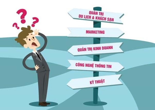 Những khó khăn khi lựa chọn nghề