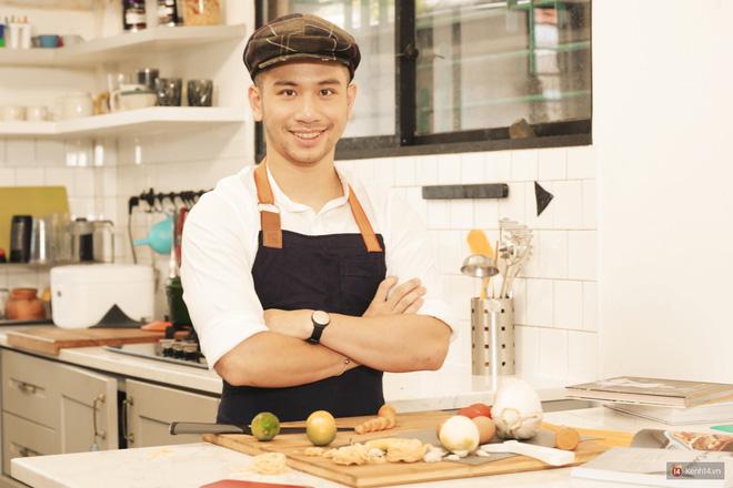 Vũ Dino: Có thể chết đói vì hết tiền vẫn quyết theo đuổi đam mê nấu ăn