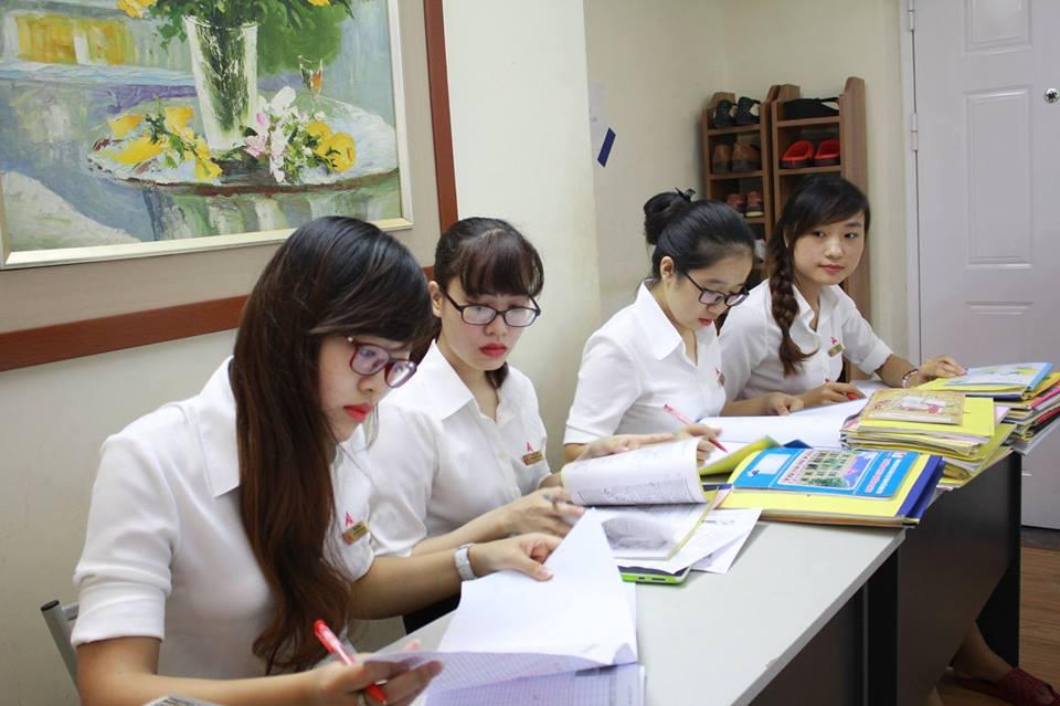 Công ty TNHH đào tạo anh ngữ quốc tế Athenna cần tuyển nhân viên
