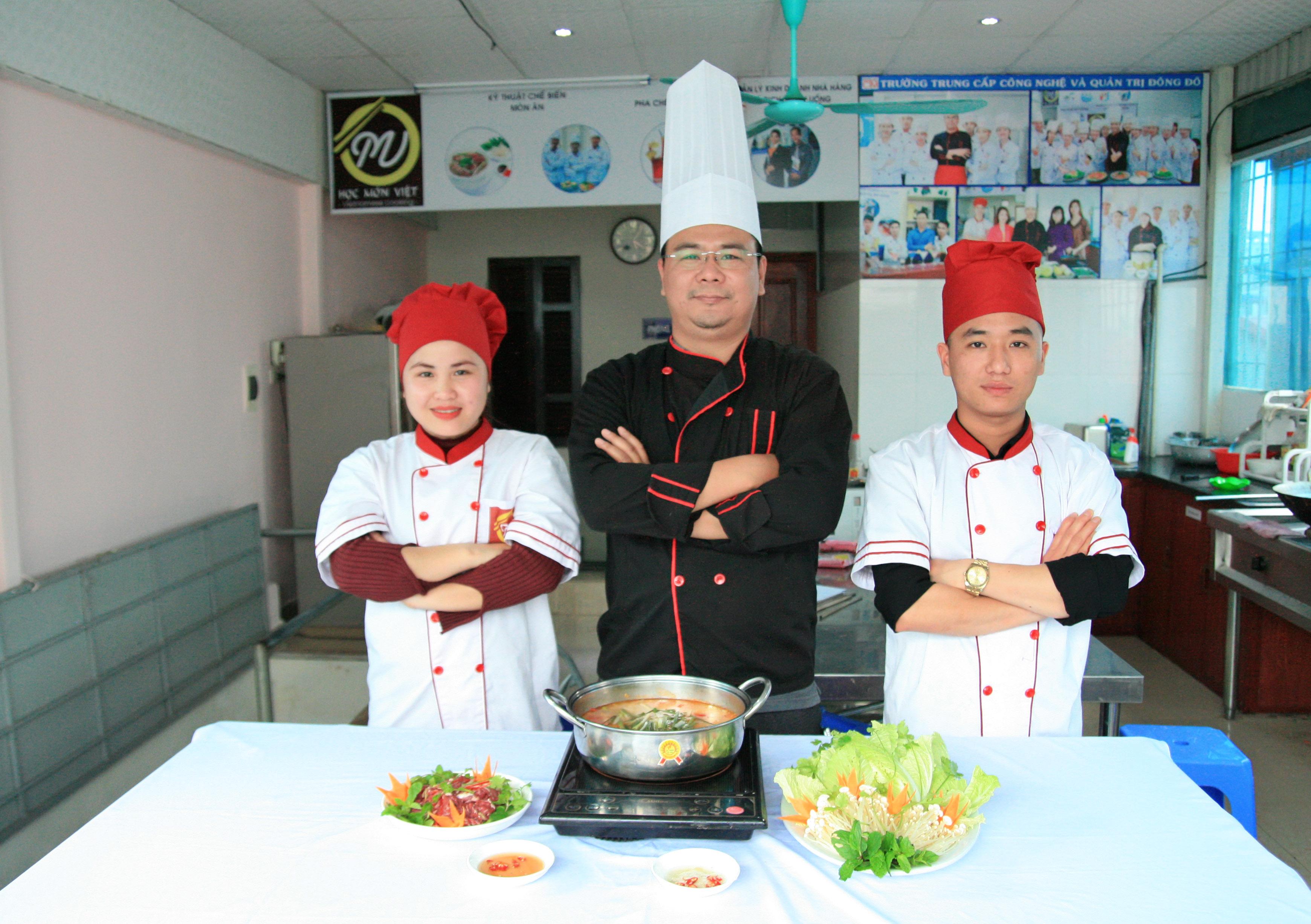 Cơ hội làm giàu với nghề đầu bếp