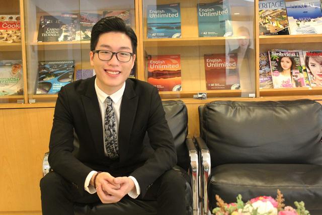 Hành trình trở thành nhân viên khách sạn 5 sao tại Úc
