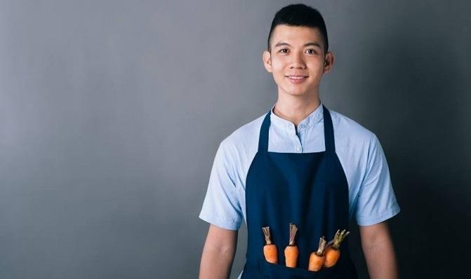 """Đầu bếp Châu Long – người truyền cảm hứng cho những món ăn """"thuận tự nhiên"""""""
