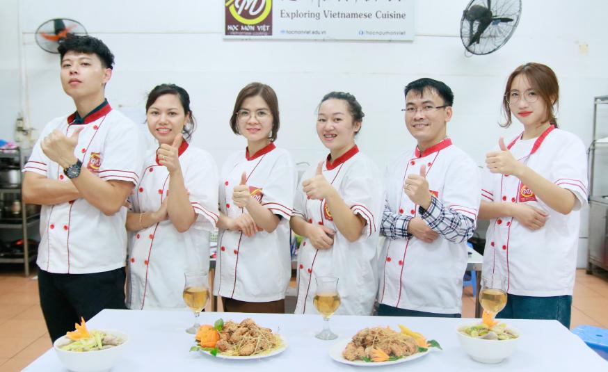 khóa học nấu ăn gia đình_giáo dục nghề