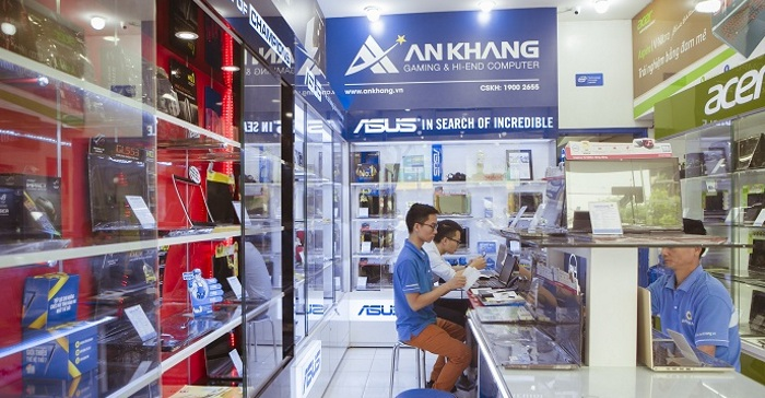 Công ty TNHH Máy tính viễn thông An Khang tuyển kỹ thuật viên