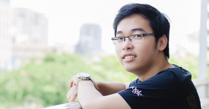 Bước rẽ can đảm của 'chàng trai vàng' Tin học Lê  Yên Thanh