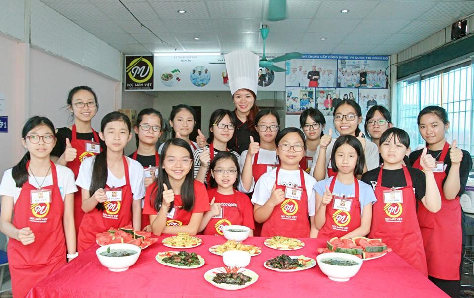 học nấu ăn gia đình_giaoducnghe