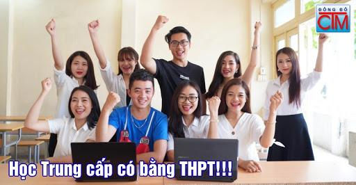 Học Trung cấp chính quy có bằng THPT
