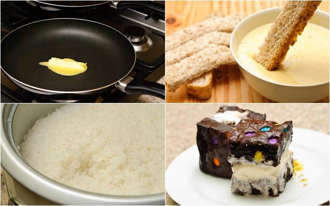 Những nguyên tắc nấu ăn cơ bản ai cũng nên biết