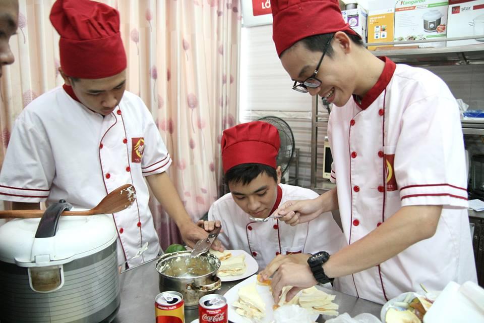 Bạn cần gì để trở  thành một đầu bếp chuyên nghiệp