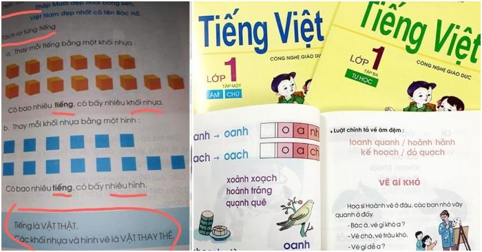 Tranh cãi về cách dạy trẻ đánh vần tiếng Việt