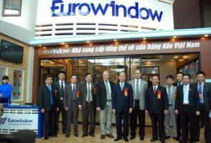 Công ty Cổ Phần Eurowindow Holding_giaoducnghe