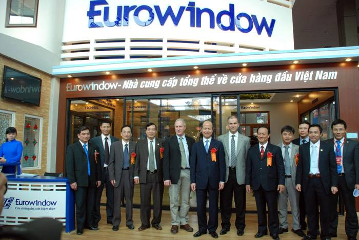 Công ty Cổ Phần Eurowindow Holding tuyển nhân viên Công nghệ thông tin
