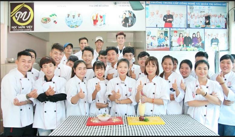 Học đầu bếp có tương lai không?