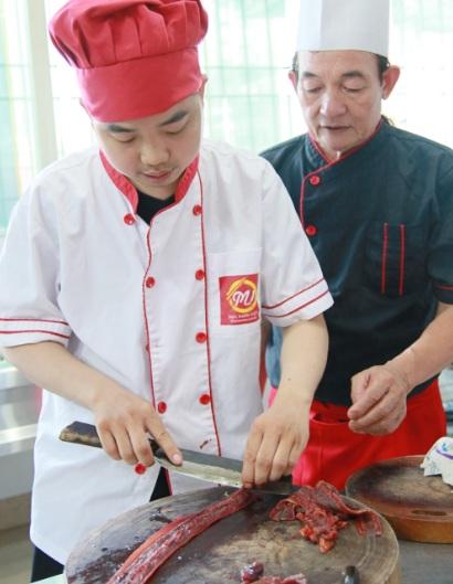 học nghề đầu bếp_giáo dục nghề