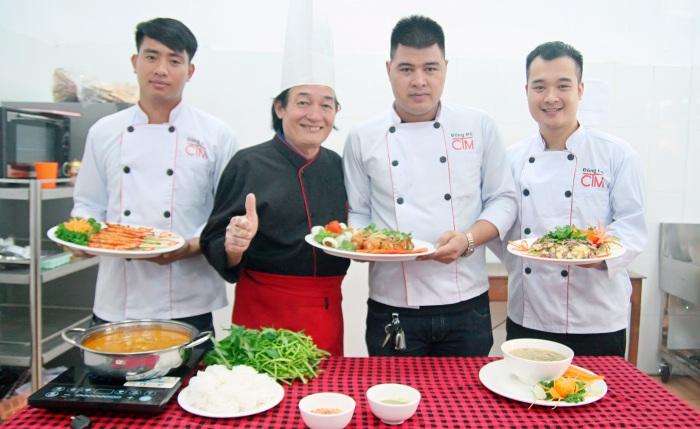 Để trở thành một đầu bếp – Học nấu ăn chuyên nghiệp