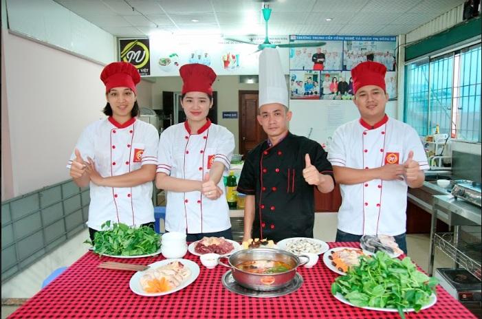 khóa học đầu bếp_giaoducnghe