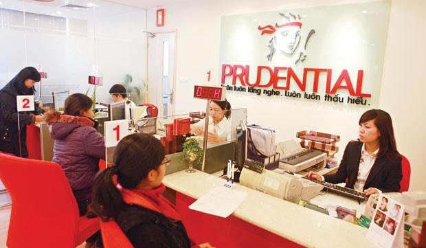 Prudential Việt Nam tại Hà Đông tuyển dụng nhân viên văn phòng