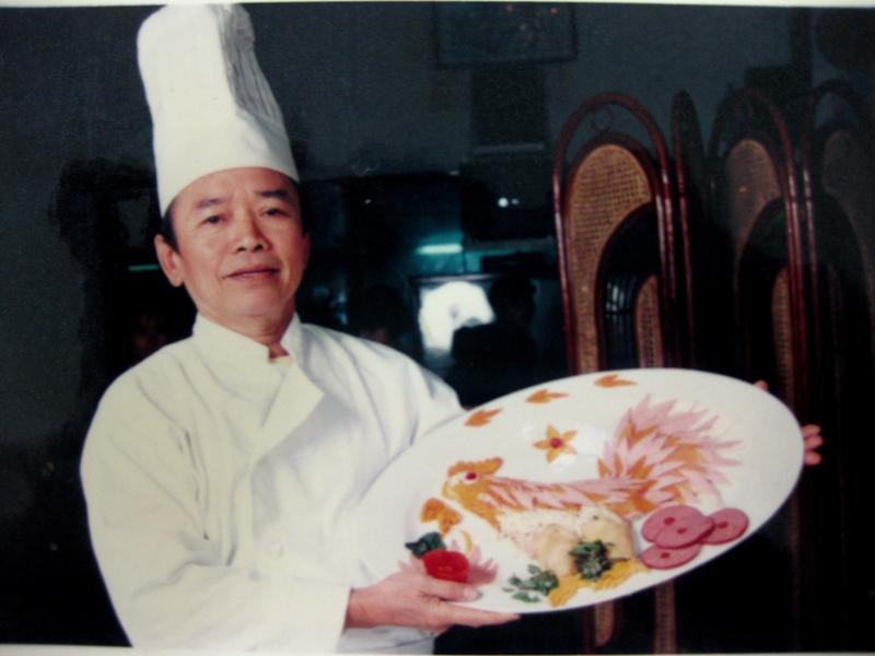 Đầu bếp Đinh Bá Châu_giaoducnghe