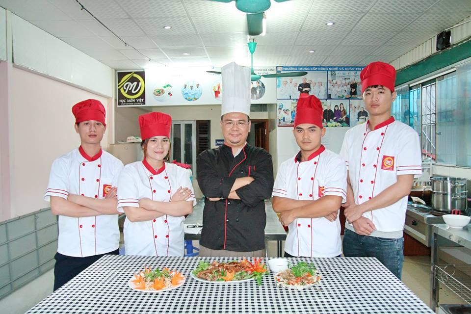 Lớp học nấu ăn gia đình chất lượng ở Hà Nội tại Học Món Việt