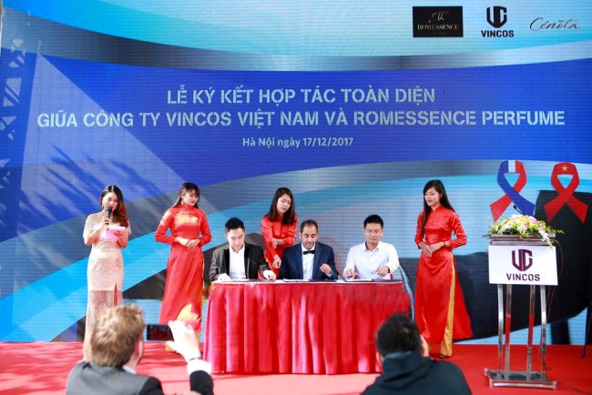 Công ty sản xuất và phân phối mỹ phẩm Vincos Việt Nam tuyển dụng kế toán tổng hợp