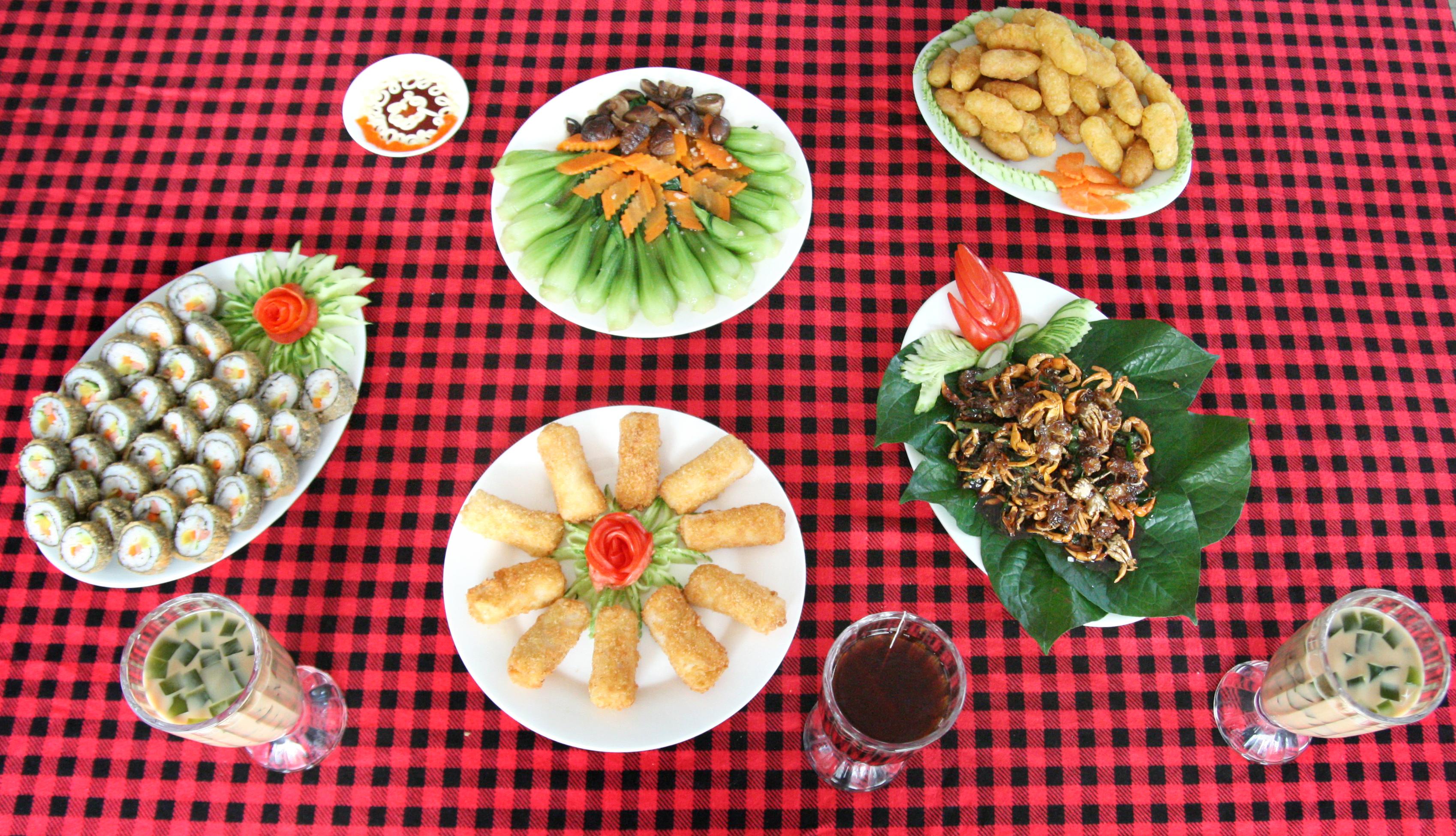 Khóa học nấu ăn gia đình của Học Món Việt