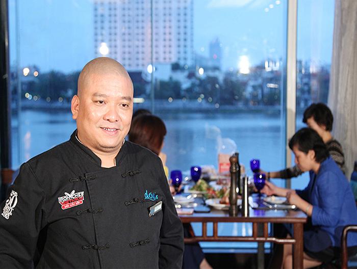 Vài nét về siêu đầu bếp Nguyễn Văn Tú