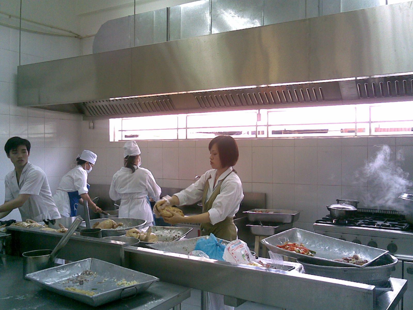 Công ty cổ phần Tâm Đức Cẩm Phả tuyển dụng đầu bếp
