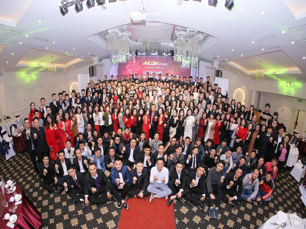 Công ty CP Ahcom Việt Nam tuyển dụng kế toán tổng hợp