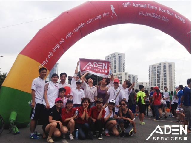 Công ty TNHH ADEN Services Việt Nam tuyển dụng bếp trưởng tại Hà Nội