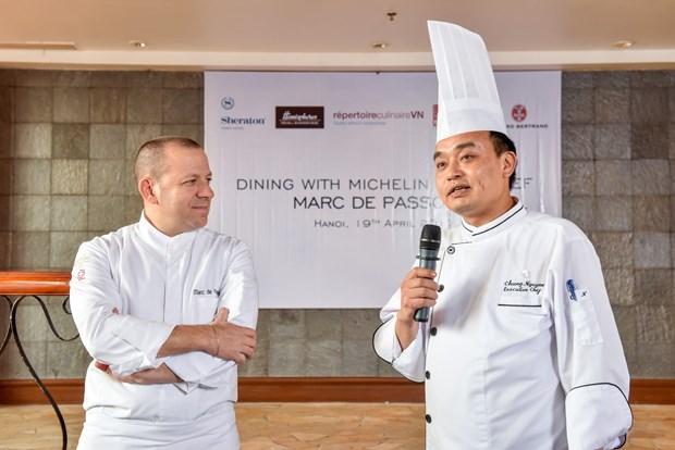 Nguyễn Công Chung: người Việt đầu tiên làm Tổng bếp trưởng khách sạn 5 sao