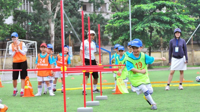 Trại hè cho trẻ em – đồng hành cùng sự trưởng thành của con