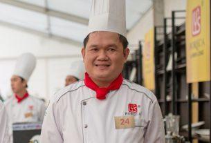 Đầu bếp Nguyễn Huỳnh Vi_giaoducnghe