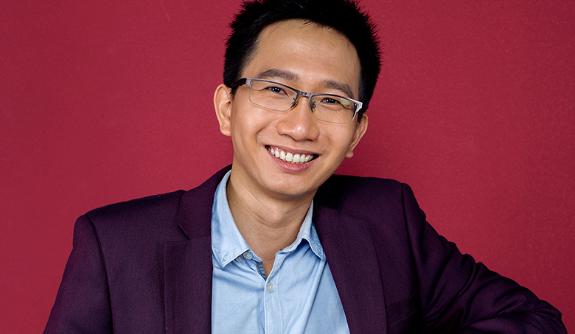 Nguyễn Văn Quang Huy: Sinh ra để gắn bó với máy tính và các mã code